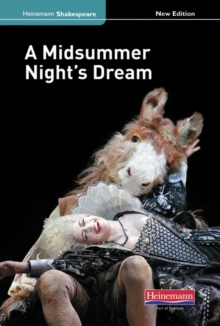 A Midsummer Night's Dream (new edition), Hardback Book