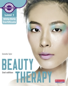 Level 1 NVQ/SVQ Certificate Beauty Therapy Candidate Handbook 2nd edition, Paperback Book