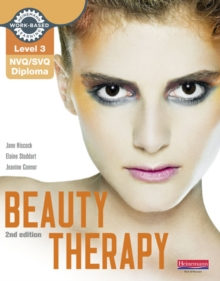 Level 3 NVQ/SVQ Diploma Beauty Therapy Candidate Handbook 2nd edition, Paperback Book