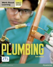 Level 3 NVQ/SVQ Plumbing Candidate Handbook, Paperback Book