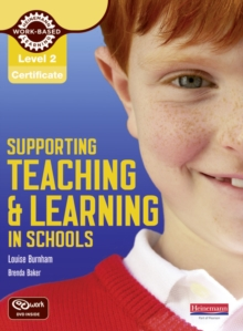 Level 2 Certificate Supporting Teaching and Learning in Schools Candidate Handbook, Mixed media product Book
