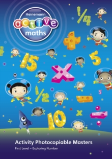 Heinemann Active Maths - First Level - Exploring Number - Activity Photocopiable Masters, Spiral bound Book