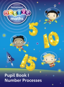 Heinemann Active Maths - First Level - Exploring Number - Pupil Book 1 - Number Processes, Paperback Book