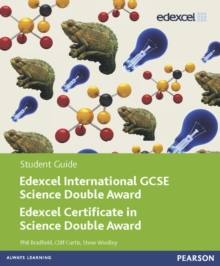 Edexcel International GCSE Science Double Award Student Guide, Paperback Book