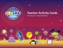 Heinemann Active Maths - Second Level - Beyond Number - Teacher Activity Cards, Cards Book