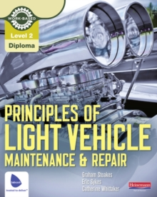 Level 2 Principles of Light Vehicle Maintenance and Repair Candidate Handbook, Paperback Book