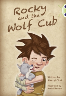 Bug Club Guided Fiction Year Two Lime A Rocky and the Wolf Club, Paperback / softback Book