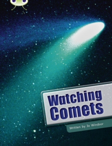 BC NF Lime B/3C Watching Comets : Bug Club NF Lime B/3C Watching Comets NF Lime B/3c, Paperback / softback Book