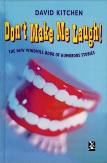 Don't Make Me Laugh, Hardback Book