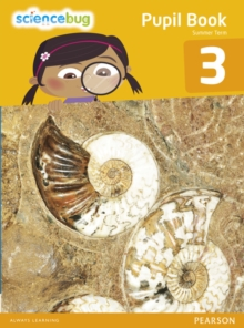 Science Bug Pupil Book Year 3, Paperback Book