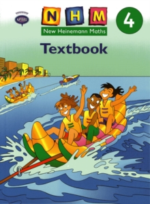 New Heinemann Maths Year 4, Textbook, Paperback Book