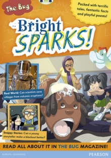 Bug Club Pro Guided Y3 Bright Sparks, Paperback / softback Book