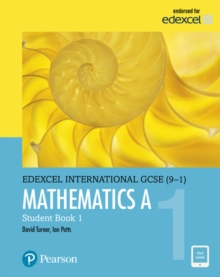 Edexcel International GCSE (9-1) Mathematics A Student Book 1: print and ebook bundle, Mixed media product Book