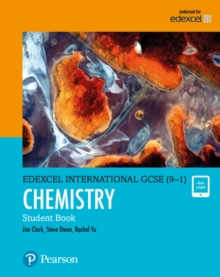 Edexcel International GCSE (9-1) Chemistry Student Book: print and ebook bundle, Mixed media product Book