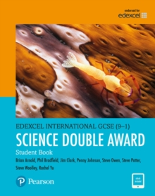 Pearson Edexcel International GCSE (9-1) Science Double Award Student Book, Mixed media product Book