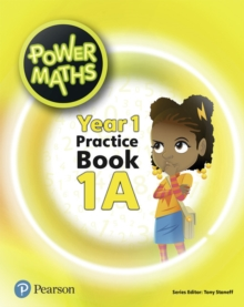 Power Maths Year 1 Pupil Practice Book 1A, Paperback Book
