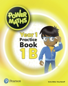 Power Maths Year 1 Pupil Practice Book 1B, Paperback / softback Book