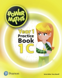 Power Maths Year 1 Pupil Practice Book 1C, Paperback Book