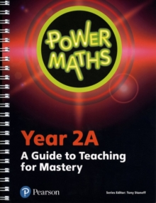 POWER MATHS YEAR 2 TEACHER GUIDE 2A,  Book