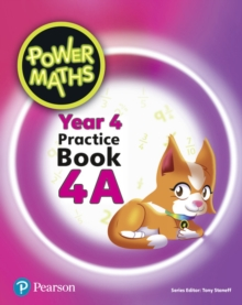 Power Maths Year 4 Pupil Practice Book 4A, Paperback / softback Book