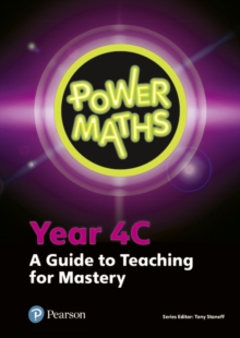Power Maths Year 4 Teacher Guide 4C, Paperback Book