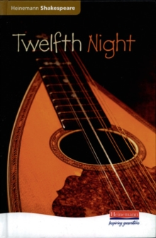 """Twelfth Night"", Hardback Book"