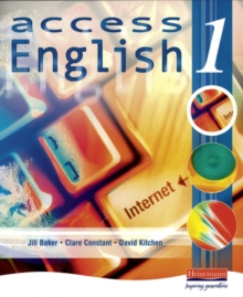 Access English 1 Student Book, Paperback Book