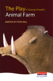 The Play of Animal Farm, Hardback Book