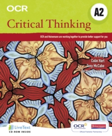 OCR A Level Critical Thinking Student Book (A2), Mixed media product Book