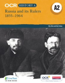 OCR A Level History A2: Russia and its Rulers 1855-1964, Mixed media product Book