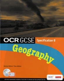OCR GCSE Geography B: Student Book with ActiveBook CD-ROM, Mixed media product Book
