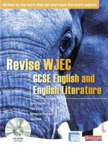 Revise WJEC GCSE English and English Literature, Mixed media product Book