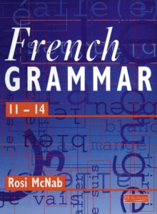 French Grammar 11-14 Pupil Book, Paperback Book