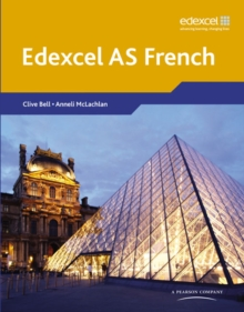 Edexcel A Level French (AS) Student Book and CDROM, Mixed media product Book