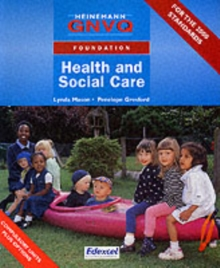 Foundation GNVQ Health and Social Care Student Book with Options, Paperback Book