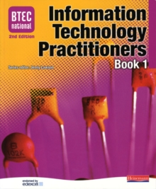 BTEC National IT Practitioners Book 1, Paperback Book
