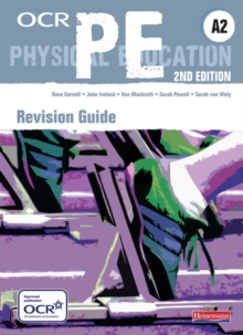 OCR A2 PE Revision Guide, Paperback Book