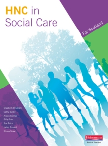 Higher National Certificate in Social Care Student Book, Paperback Book
