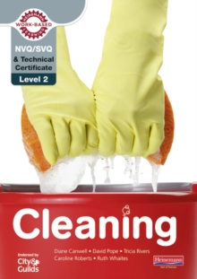 NVQ/SVQ Level 2 Cleaning Student Book, Paperback Book