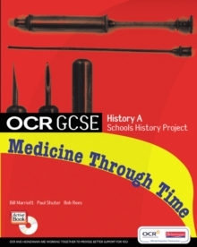GCSE OCR A SHP: MEDICINE THROUGH TIME STUDENT BOOK, Paperback / softback Book