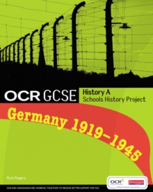 GCSE OCR A SHP: Germany 1919-45 Student Book, Paperback / softback Book