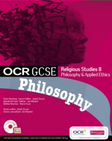 OCR GCSE Religious Studies B: Philosophy Student Book with ActiveBook CDROM,  Book