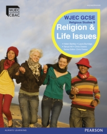 WJEC GCSE Religious Studies B Unit 1: Religion & Life Issues Student Book with ActiveBk CD, Mixed media product Book