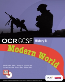 GCSE OCR B: Modern World History Student Book and CDROM, Mixed media product Book