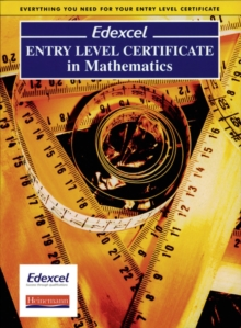 Edexcel Entry Level Certificate in Maths Pupil Book, Paperback / softback Book