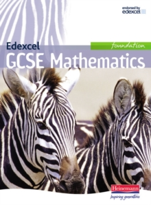 Edexcel GCSE Maths Foundation Student Book (Whole Course), Paperback Book
