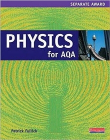 Physics Separate Science for AQA Student Book, Paperback Book
