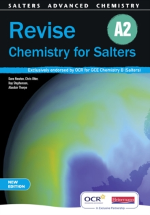 Revise A2 for Salters New Edition, Paperback Book