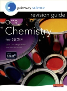 Gateway Science: OCR GCSE Chemistry Revision Guide, Paperback Book