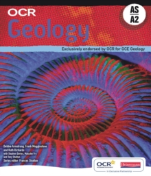 OCR Geology AS & A2 Student Book, Paperback Book